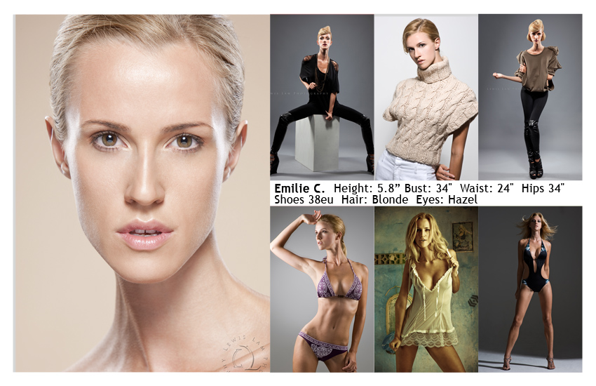Emilie Collett online Proofs and Portfolio